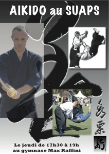Aikido à l'Université de la Réunion campus de Saint Denis